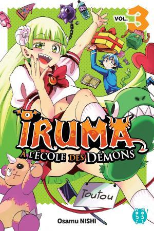 Iruma à l'école des démons 3 simple