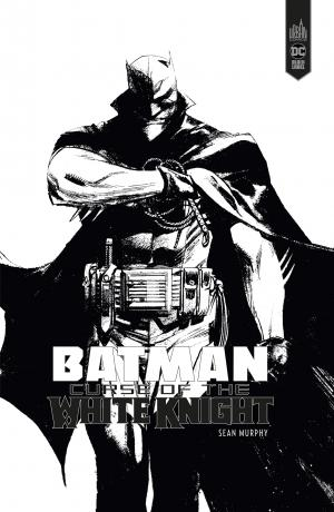 Batman - Curse of the White Knight édition TPB Hardcover (cartonnée) - DC Black Label N et B