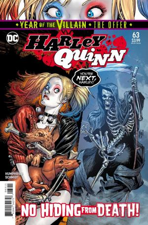 Harley Quinn # 63 Issues V3 (2016 - Ongoing) - Rebirth
