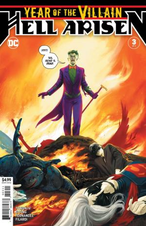 Year of the Villain - Hell Arisen # 3 Issues