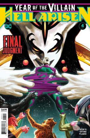 Year of the Villain - Hell Arisen # 4 Issues