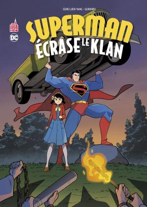 Superman écrase le klan  TPB softcover (souple)