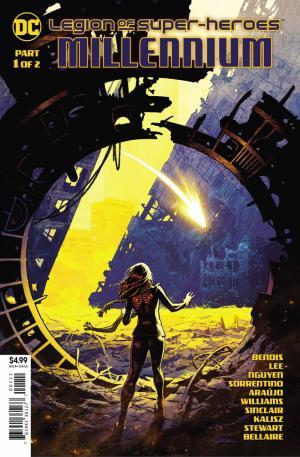 Legion of Super-Heroes - Millenium # 1 Issues