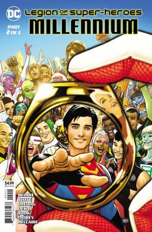Legion of Super-Heroes - Millenium # 2 Issues