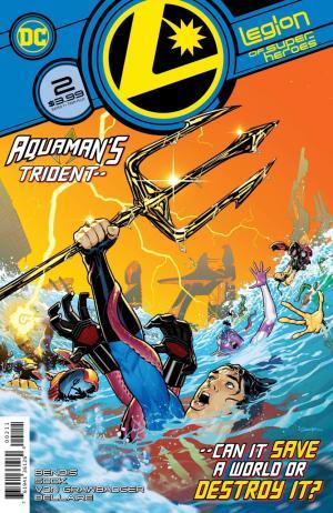 La Légion des Super-Héros # 2 Issues V8 (2019 - Ongoing)