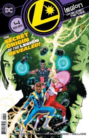 La Légion des Super-Héros # 4 Issues V8 (2019 - Ongoing)