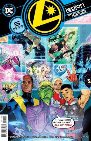 La Légion des Super-Héros # 5 Issues V8 (2019 - Ongoing)