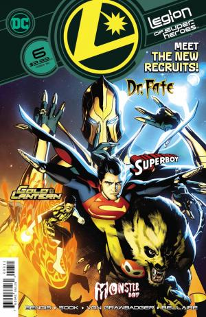 La Légion des Super-Héros # 6 Issues V8 (2019 - Ongoing)