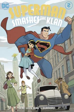 Superman écrase le klan # 2 Issues