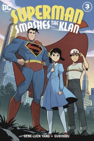 Superman écrase le klan # 3 Issues