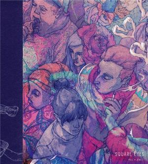 Square Eyes édition TPB hardcover (cartonnée)
