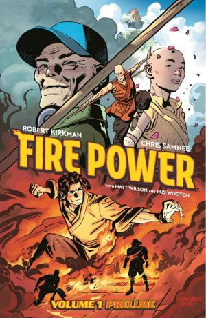 Fire Power édition TPB softcover (souple)