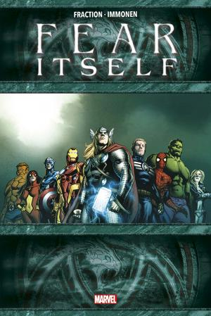Fear Itself 1 TPB hardcover - Marvel Deluxe