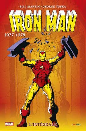 Iron Man 1977 TPB Hardcover - L'Intégrale