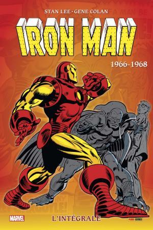 Iron Man 1966 TPB Hardcover - L'Intégrale