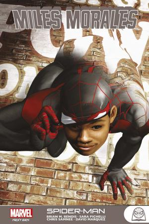 Miles Morales - Ultimate Spider-Man  TPB Softcover (souple) - Marvel Next Gen