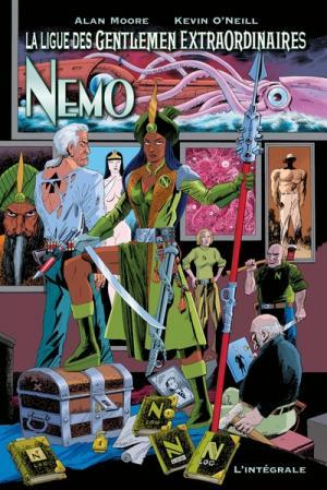 La ligue des gentlemen extraordinaires - Nemo