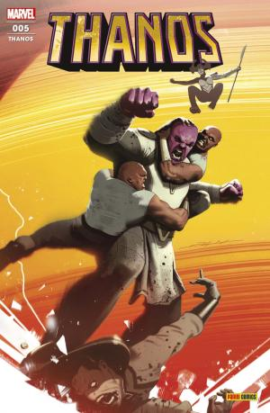 Thanos 5 Softcover (2020 - En Cours)