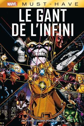 Le Gant de l'Infini édition TPB Hardcover - Must-Have