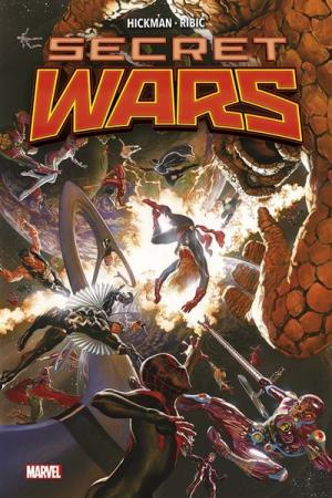 Secret Wars  TPB Hardcover (cartonnée) - Marvel Deluxe