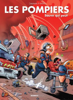 Les pompiers 20 - Sauve-qui-peut