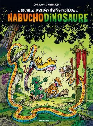 Les nouvelles aventures apeupréhistoriques de Nabuchodinosaure 4 simple