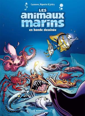 Les animaux marins en bande dessinée 6 - Tome 6