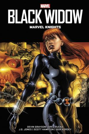 Black Widow - Marvel Knights  TPB hardcover (cartonnée)