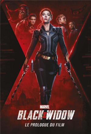 Black Widow - Le prologue du film  TPB hardcover (cartonnée)