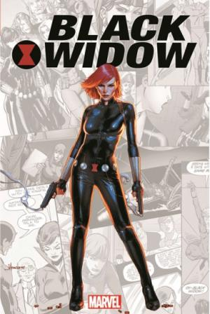 Marvel-Verse - Black Widow  TPB softcover (souple)