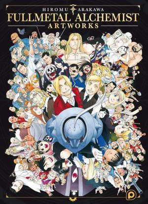 Fullmetal Alchemist: Hiromu Arakawa Artworks  simple