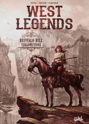 West legends 4 - Buffalo Bill - Yellowstone