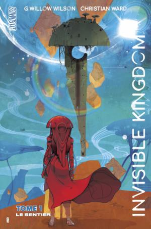 Invisible Kingdom 1 TPB hardcover (cartonnée)