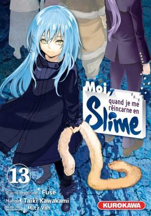 Moi, quand je me réincarne en slime 13