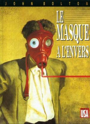 Le masque à l'envers édition simple