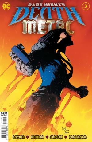 Dark Nights - Death Metal # 3 Issues V1 (2020 - ongoing)
