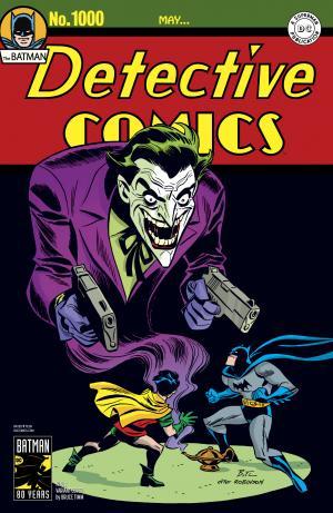 Batman - Detective Comics # 1000