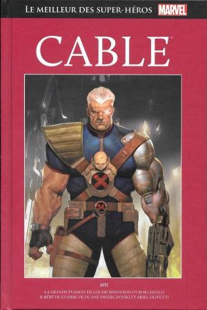 Le Meilleur des Super-Héros Marvel 119 TPB hardcover (cartonnée)