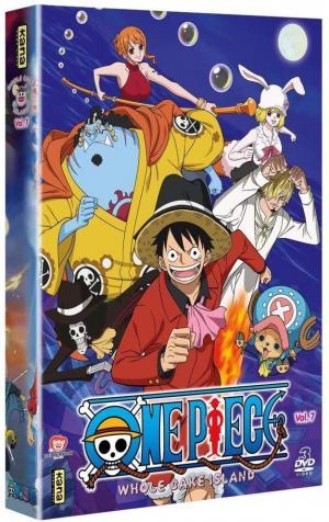 One Piece 7 DVD - Saison 15 - Whole Cake Island