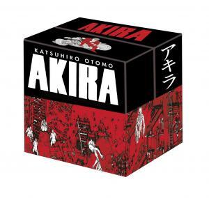 Akira # 1 originale coffret