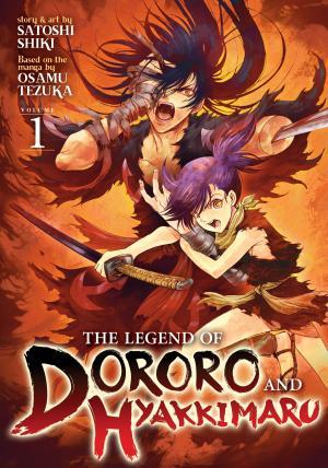 Dororo to Hyakkimaru-den édition simple
