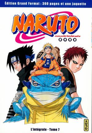Naruto 7 Collector kiosque
