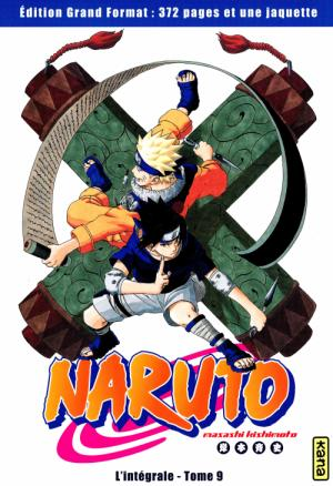 Naruto 9 Collector kiosque