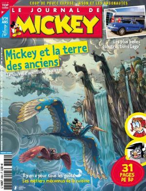 Le journal de Mickey 3564 Simple