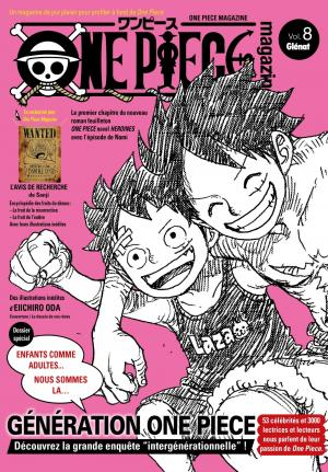 One piece magazine 8 Simple