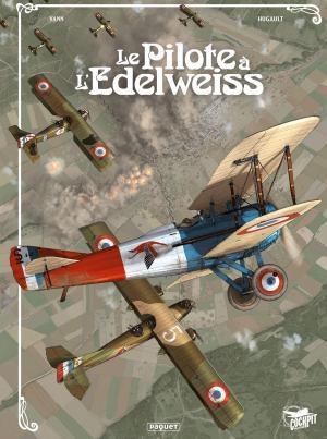 Le pilote à l'edelweiss 1