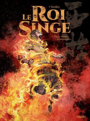 Le roi singe 4 - Les monts flamboyants