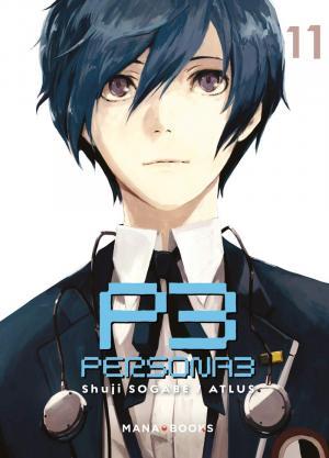 Persona 3 11 simple