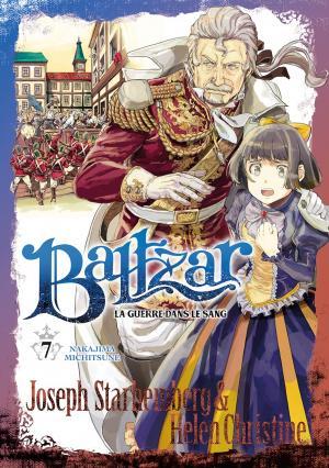 Baltzar : la guerre dans le sang 7 simple
