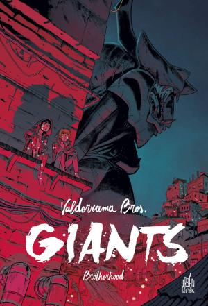 Giants édition TPB Softcover (souple)